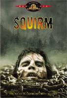 Squirm - DVD cover (xs thumbnail)