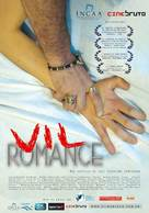 Vil romance - Argentinian Movie Poster (xs thumbnail)