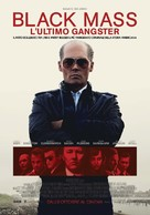 Black Mass - Italian Movie Poster (xs thumbnail)
