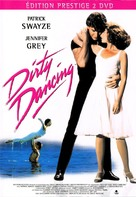 Dirty Dancing - French DVD movie cover (xs thumbnail)