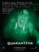 Quarantine - Italian Movie Poster (xs thumbnail)