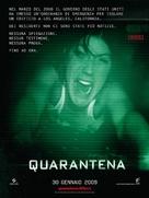 Quarantine - Italian Movie Poster (xs thumbnail)