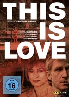 This Is Love - German Movie Cover (xs thumbnail)