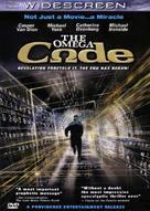 The Omega Code - Swedish DVD cover (xs thumbnail)