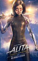 Alita: Battle Angel - Portuguese Movie Poster (xs thumbnail)