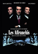 Goodfellas - French Movie Poster (xs thumbnail)