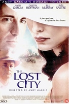 The Lost City - Dutch DVD cover (xs thumbnail)