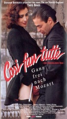Così fan tutte - German VHS cover (xs thumbnail)