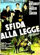 Dakota Lil - Italian Movie Poster (xs thumbnail)
