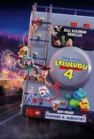 Toy Story 4 - Estonian Movie Poster (xs thumbnail)