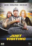 Just Visiting - Finnish Movie Cover (xs thumbnail)