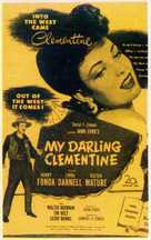 My Darling Clementine - Movie Poster (xs thumbnail)