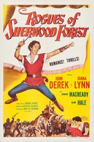 Rogues of Sherwood Forest - Movie Poster (xs thumbnail)