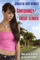 Confessions of a Sociopathic Social Climber - poster (xs thumbnail)