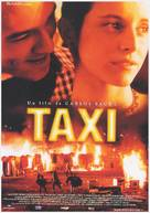 Taxi - Spanish Theatrical poster (xs thumbnail)