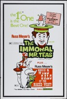The Immoral Mr. Teas - Combo poster (xs thumbnail)