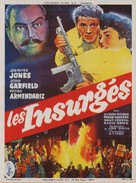 We Were Strangers - French Movie Poster (xs thumbnail)