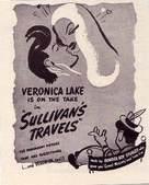 Sullivan's Travels - poster (xs thumbnail)