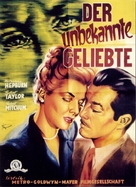 Undercurrent - German Movie Poster (xs thumbnail)