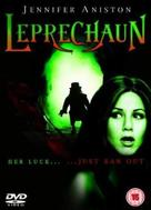 Leprechaun - British DVD cover (xs thumbnail)
