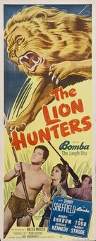 The Lion Hunters - Movie Poster (xs thumbnail)