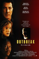 Outbreak - Theatrical movie poster (xs thumbnail)