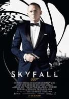 Skyfall - Spanish Movie Poster (xs thumbnail)