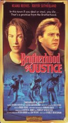 Brotherhood of Justice - VHS movie cover (xs thumbnail)