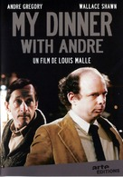 My Dinner with Andre - French DVD movie cover (xs thumbnail)