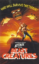 Attack of the Beast Creatures - Movie Cover (xs thumbnail)