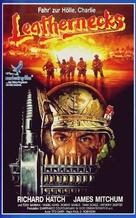 Colli di cuoio - German VHS movie cover (xs thumbnail)