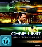 Limitless - German Blu-Ray movie cover (xs thumbnail)