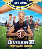 Division III: Football's Finest - Blu-Ray cover (xs thumbnail)