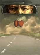 The Hitcher - German Blu-Ray movie cover (xs thumbnail)