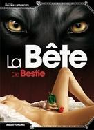 La bête - German Movie Cover (xs thumbnail)