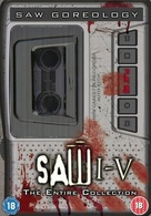 Saw V - Movie Cover (xs thumbnail)