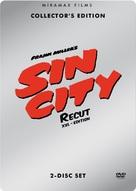 Sin City - German DVD cover (xs thumbnail)