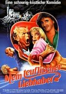 My Demon Lover - German Movie Poster (xs thumbnail)