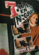 Sette note in nero - Spanish Movie Poster (xs thumbnail)