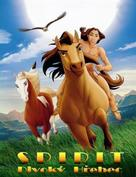 Spirit: Stallion of the Cimarron - Czech Movie Poster (xs thumbnail)