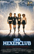 The Craft - German Movie Cover (xs thumbnail)