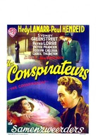 The Conspirators - Belgian Movie Poster (xs thumbnail)