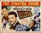 Higher and Higher - Movie Poster (xs thumbnail)