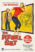 The Rebel Set - Australian Movie Poster (xs thumbnail)
