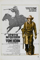 Tom Horn - French Movie Poster (xs thumbnail)