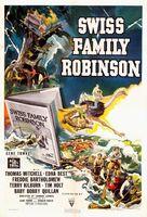 Swiss Family Robinson - Movie Poster (xs thumbnail)