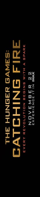 The Hunger Games: Catching Fire - Logo (xs thumbnail)