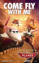 Planes - Movie Poster (xs thumbnail)