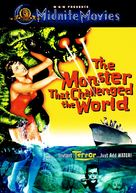 The Monster That Challenged the World - DVD cover (xs thumbnail)