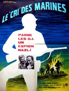Then There Were Three - French Movie Poster (xs thumbnail)